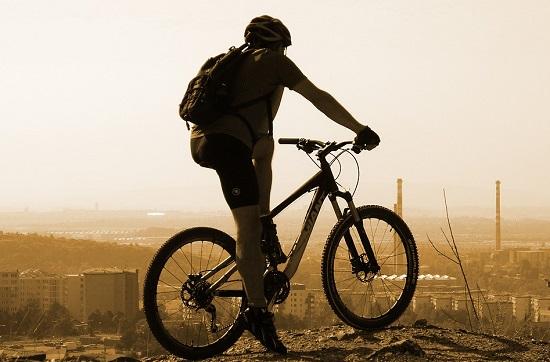 Основные преимущества езды на велосипеде