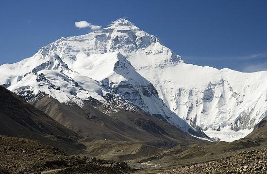 Гора Джомолонгма (Эверест)