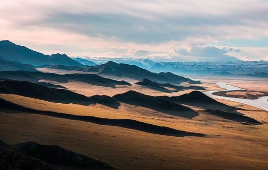 Гора Макалу