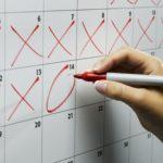Как рассчитать день овуляции