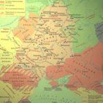 Таблица: восточные славяне в древности