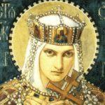Таблица: правление княгини Ольги (945 - 969 гг.)