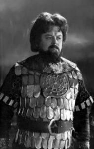 Князь Игорь (иллюстрация из оперы)