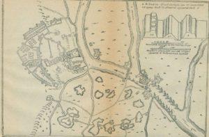 План осады и взятия Азова