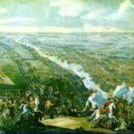 Контурные карты: Полтавское сражение 1709 года
