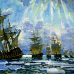 Гангутское морское сражение 1714 г.