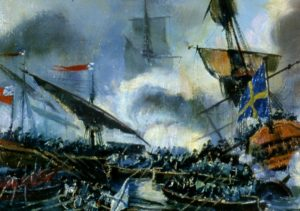Гренгамское сражения