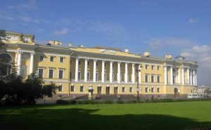 Здание правительствующего сената