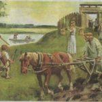 Быт восточных славян (земледелие, скотоводство, ремесла)