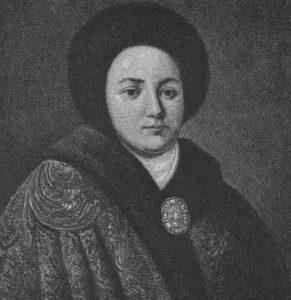 Евдокия Лопухина - первая жена Петра I