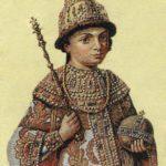 Детство и юность Петра I
