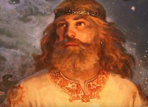 Бог славян Сварог