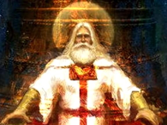 Славянский бог Род