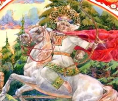 Славянский бог Ярило