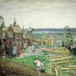 Владимиро-суздальское княжество XII-XIII век (карты + схемы)
