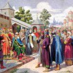 Посадник в Древней Руси