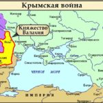 Крымская война (кратко + таблицы и схемы)