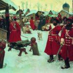 Военная реформа Ивана IV Грозного