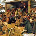 Соляной бунт на Руси 1648 года